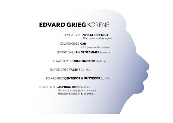 Edvard Grieg Kor AS