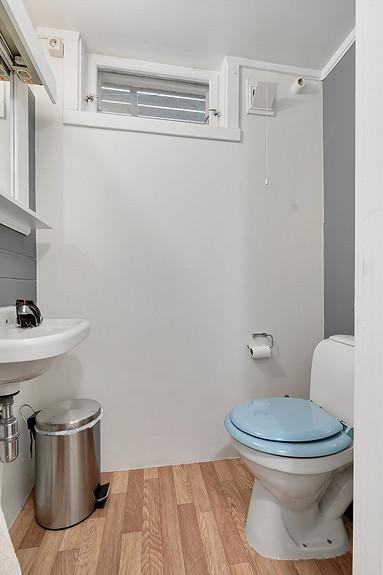 Underetasje - WC-rom