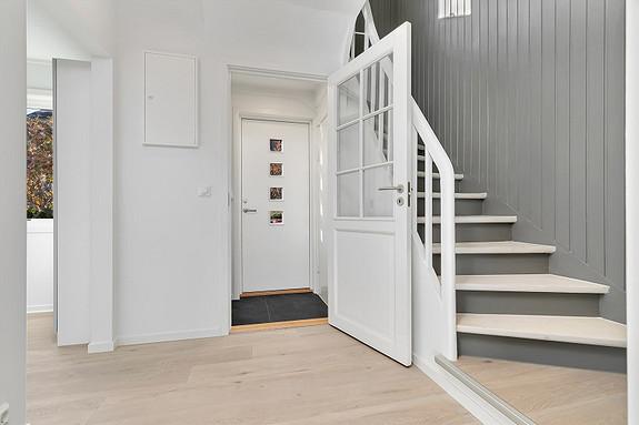 Velkomen inn - Entré / Hall