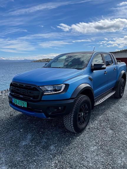 Ford Ranger 2.0 Bi-TDCi Raptor  2021, 8500 km, kr 699000,-