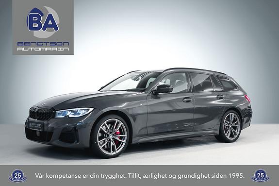 BMW 3-serie M340i X-DRIVE 3.0l 374HK NORSK ACC KROK PANO H&K HUD  2021, 23000 km, kr 879000,-