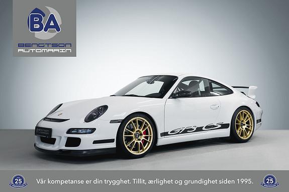 Porsche 911 997.1 GT3 CS MEZGER PASM SP.EKSOS HISTORIKK ++  2007, 77000 km, kr 1179000,-