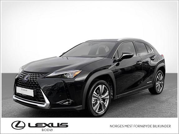 Lexus UX 300e FWD Luxury   Helelektrisk   ALT utstyr  2021, 5500 km, kr 455000,-