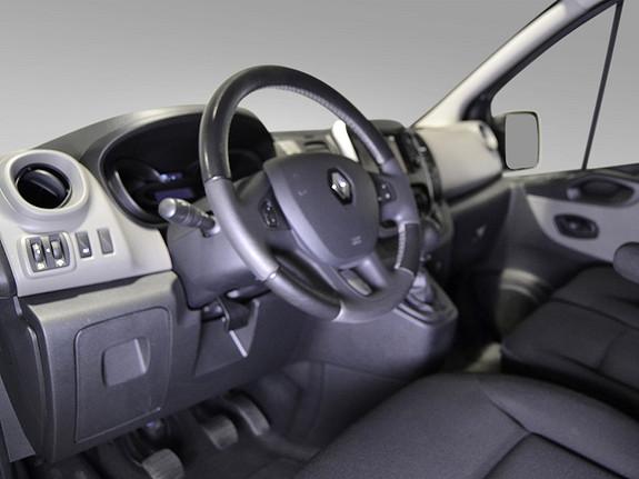 Bilbilde: Renault Trafic