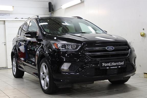 Ford Kuga 2.0 TDCI ST Line  2017, 87000 km, kr 369000,-
