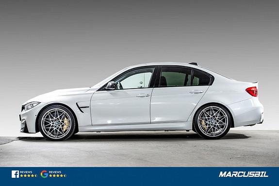 BMW M3 COMPETITION/450HK/KERAMISKE/CARBON/SOLGT NY I NORGE  2016, 86644 km, kr 829000,-