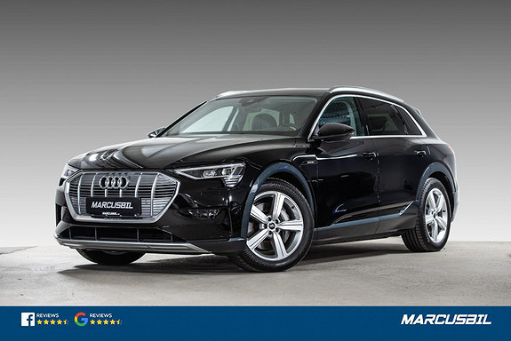 Audi e-tron 55 QUATTRO Advance Business   ACC   Hengerf.   Kamera  2021, 500 km, kr 719900,-