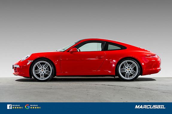 Porsche 911 991 Carrera 4 PTV Plus, Sporteksos, Sport Chrono, PASM,  2013, 82400 km, kr 949000,-