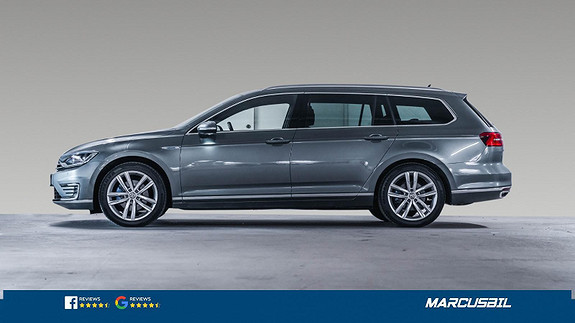 Volkswagen Passat GTE Hybrid SE KM! Rett fra service! MÅ SEES!  2017, 46145 km, kr 259000,-