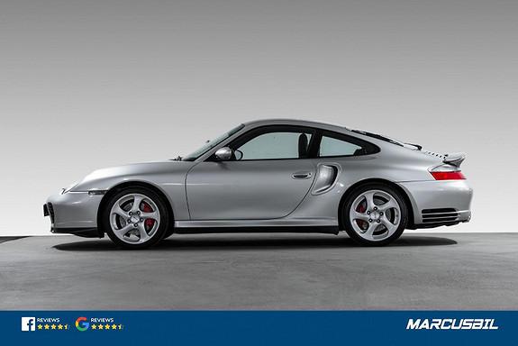 Porsche 911 996 Turbo, SE KM ! MÅ SEES/OPPLEVES! mye oppgradert.  2002, 41873 km, kr 699000,-