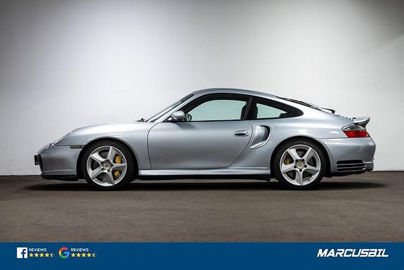 """Porsche 911 Turbo """"S"""" X50 - 450HK, Ny i Norge, MÅ SEES / OPPLEVES!  2003, 77590 km, kr 729000,-"""
