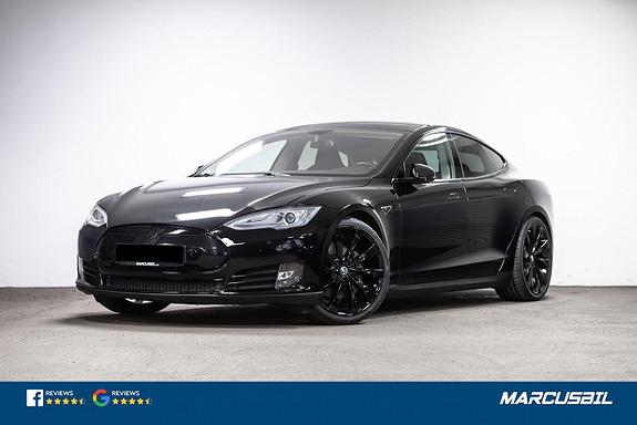 Tesla Model S P85 TECH/LUFT/SOLTAK/HIFI/VINTER/SKINN/  2013, 118100 km, kr 279900,-