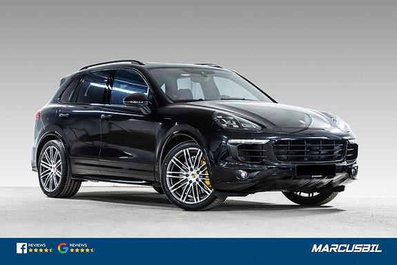 Porsche Cayenne 300HK Diesel, Ekstremt utstyrt! Ny service og 8 dekk  2015, 153963 km, kr 699000,-