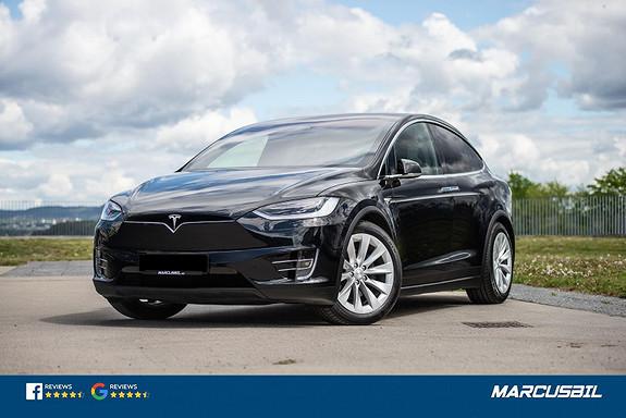 Tesla Model X 75D EAP/LUFT/HIFI/VINTER/HEPA/NETFLIX/CCS  2018, 112000 km, kr 480000,-