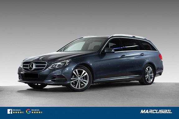 Mercedes-Benz E-Klasse 200 CDI Avantgarde, kr.2500,- pr.mnd! Se km. Ny service  2014, 138500 km, kr 249000,-