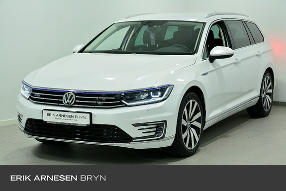 Volkswagen Passat 1,4 TSI 218hk DSG Skinn, Navi, Area view, Easy open + +  2018, 32990 km, kr 289900,-