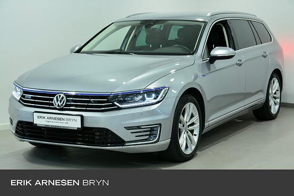 Volkswagen Passat 1,4 TSI 218hk Exclusive aut Webasto, Skinn, Kamera, Kro  2018, 53500 km, kr 299900,-