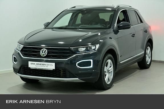 Volkswagen T-Roc 2,0 TSI 190hk Sport 4M DSG Webasto, Krok, Kamera + +  2018, 108165 km, kr 279900,-