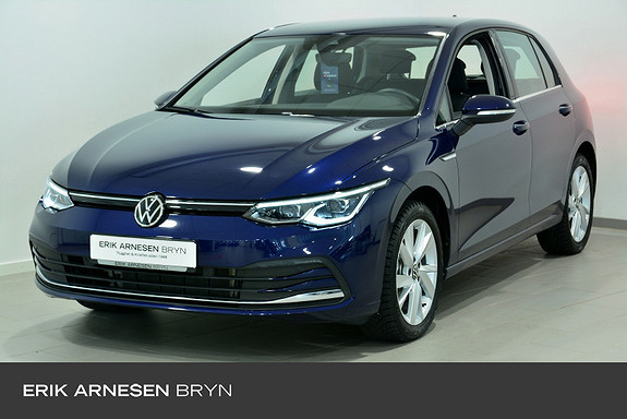 Volkswagen Golf 8 Style 150 eTSI DSG Webasto, Matrix, Navi, ACC + +  2020, 15000 km, kr 319900,-