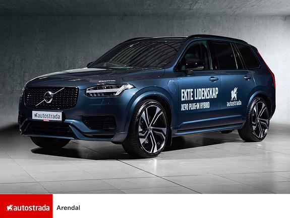 Volvo XC 90 T8 390hk AWD Scandinavian Edt. HUD/PANO/KROK/B&W  2021, 25000 km, kr 969700,-