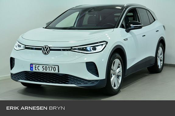 Volkswagen ID.4 1st max HUD, Matrix, Area view, H-feste, Panorama, +++  2021, 4900 km, kr 529900,-