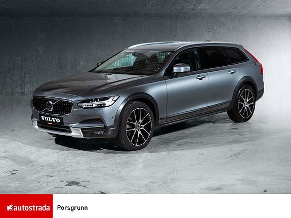 Volvo V90 Cross Country D4 190hk Pro AWD aut , Flott bil med mye utstyr,  2018, 76008 km, kr 559000,-