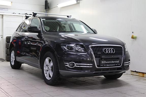 Audi Q5 2.0  TDI Quattro Aut  2010, 190000 km, kr 179000,-
