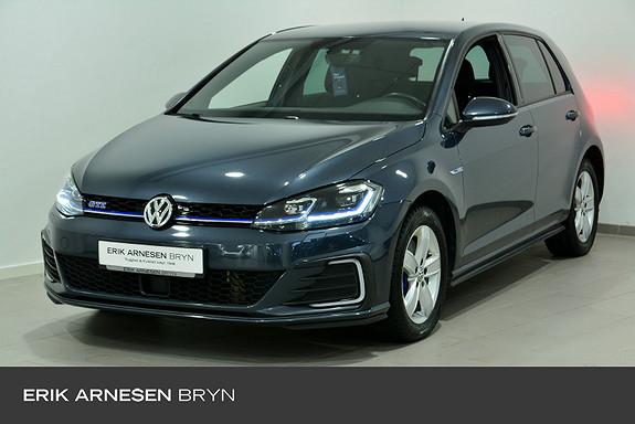 Volkswagen Golf 1,4 TSI 204HK GTE PLUG-IN HYBRID  2019, 42800 km, kr 234900,-