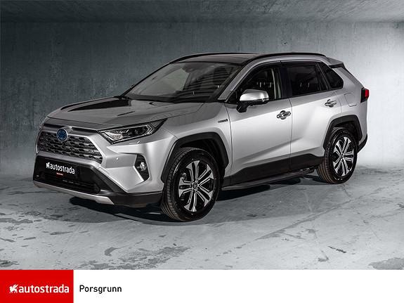 Toyota RAV4 Hybrid AWD-i Executive  2019, 19660 km, kr 499000,-