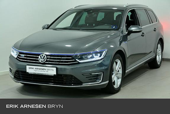 Volkswagen Passat 1,4 TSI 218hk DSG Webasto, Krok, Skinn, Navi, Dynaudio  2016, 65000 km, kr 259900,-