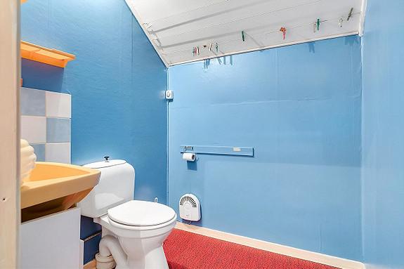 Loftsetasje - WC