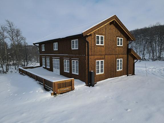 Trønderlån – Romslig hytte med 4 soverom, 2 stuer og 2 bad