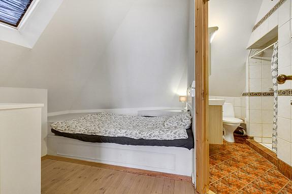 Loftsetasje - Disponibelt rom