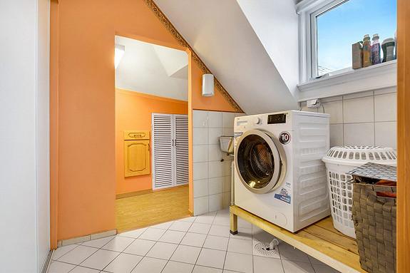 Loftsetasje - Vaskerom