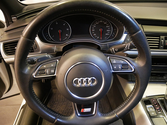 Bilbilde: Audi A6