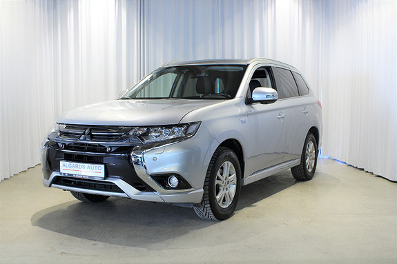 Mitsubishi Outlander Instyle+ Plug-In Hybrid EV -ACC-SKINN-NAVI-KAMERA-  2017, 33000 km, kr 329000,-