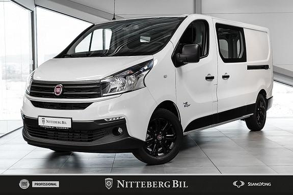 Fiat Talento L2H1 Pluss12 2,0 BiTurbo 145 hk 6,0 M3  2021, kr 402178,-