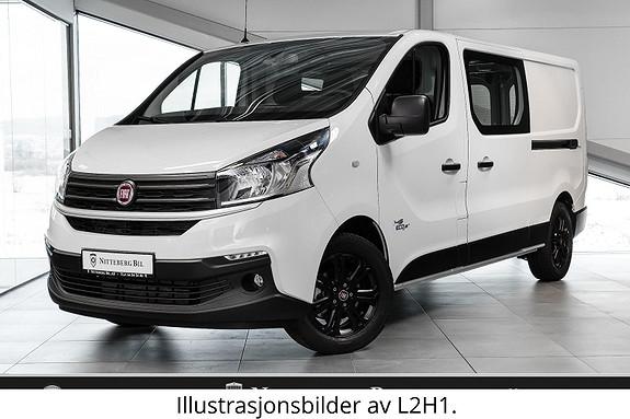 Fiat Talento L1H1 Standard 10 2,0 120 hk 5,2 M3  2021, kr 357142,-