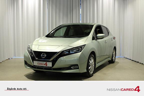 Nissan Leaf 40kWh Launch Edition -NORSK BIL-VINTERPAKKE-VARMEPUMPE-  2018, 41000 km, kr 219000,-