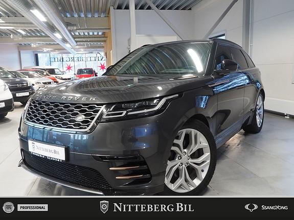 Land Rover Range Rover Velar R-Dynamic - 3.0 V6 D 300HK HSE - ACC -  2018, 64000 km, kr 996000,-