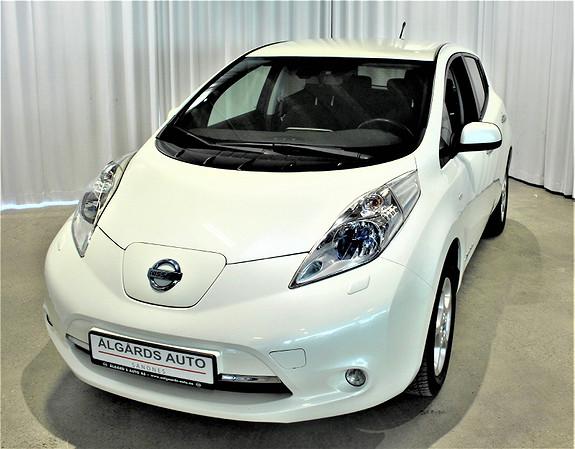 Nissan Leaf Acenta 24kWh Nordisk - varmepumpe - hurtiglader  2014, 60000 km, kr 85000,-