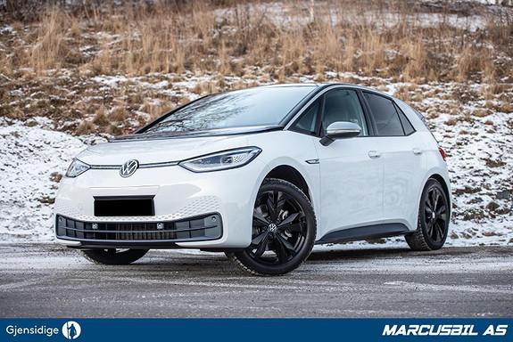 Volkswagen ID.3 1ST PLUS MATRIX/RYGGEKAMERA/S+ V  2021, 50 km, kr 379000,-