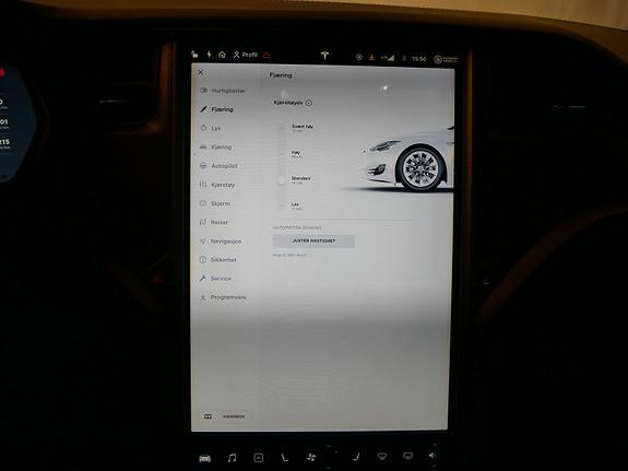 Bilbilde: Tesla Model S