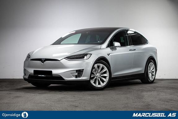 Tesla Model X 100D 5S/AP/LUFT/H.FESTE  2017, 86900 km, kr 619900,-
