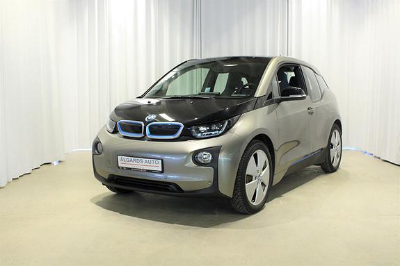 BMW i3 60Ah -NAVI-KAMERA-PARKSENSOR-HURTIGLADING-  2016, 49000 km, kr 149000,-