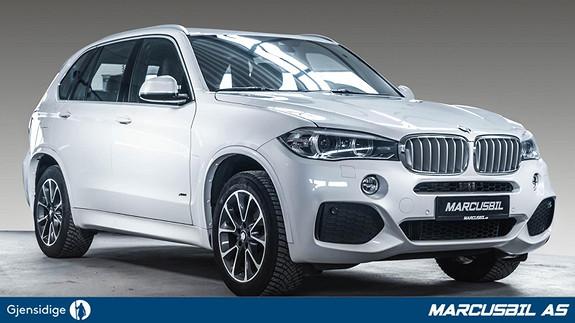BMW X5 XDRIVE25D 231HK/MSPORT/NAVIPRO/H.FESTE/DAB/S+ V  2016, 133000 km, kr 499000,-