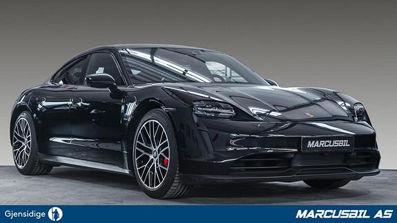 Porsche Taycan 4S 4+1/MATRIX/GLASSTAK/18-VEIS/S+ V  2021, 4500 km, kr 1125000,-