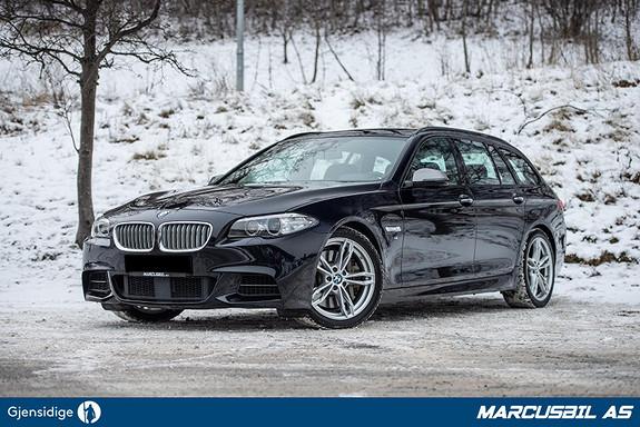 BMW 5-serie M550D xDrive/H&K/HEAD-UP/ACC/PANO/M-SPORT  2016, 90000 km, kr 609900,-