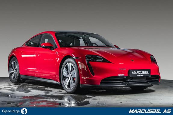 Porsche Taycan 4S PERFORMANCE PLUSS/BOSE/ACC/BAKAKSELSTYRING  2020, 7300 km, kr 1148000,-