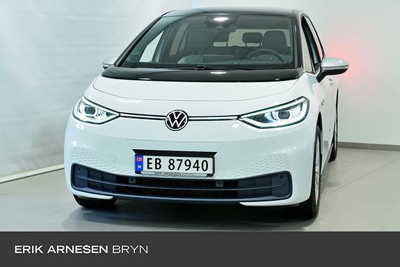 Volkswagen ID.3 1ST MAX  2021, 50 km, kr 429900,-